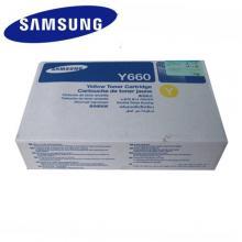 三星CLP-Y660A黄色粉仓 三星CLP-610ND 660ND CLX-6200ND 6210FX 6240FX必威体育安卓版下载