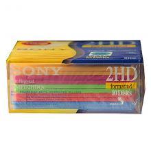正品SONY 3.5寸软盘 1.44M磁盘 MF2HD高密度软磁盘