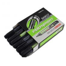 宝克MP2903A可加墨水记号笔 黑色大头标记笔笔