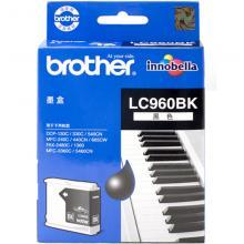 兄弟LC960BK墨盒 黑色 适用DCP-540C...