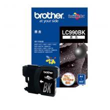 兄弟LC990BK墨盒 黑色 适用DCP-145C...