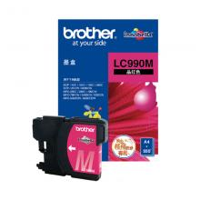 兄弟LC990M墨盒 红色 适用DCP-145C;...