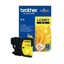 兄弟LC990Y墨盒 黄色 适用DCP-145C;...