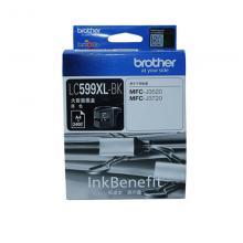 兄弟LC599XL-BK墨盒 黑色 适用MFC-J...