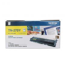 兄弟 TN-270Y 黄色墨粉盒 (适用HL-30...